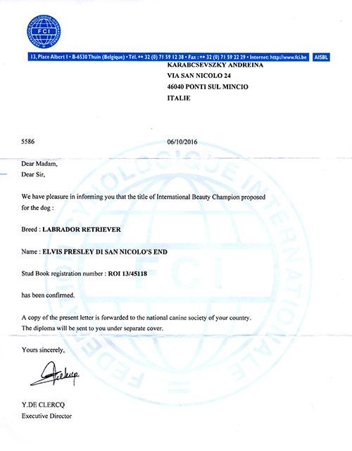 elvis-certificato-fci-2016